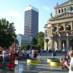 Main attractions in Frankfurt