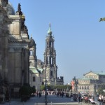 Spending one day in Dresden