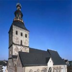 The twelve Romanesque Churches of Cologne