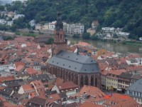 Old Churches in Heidelberg