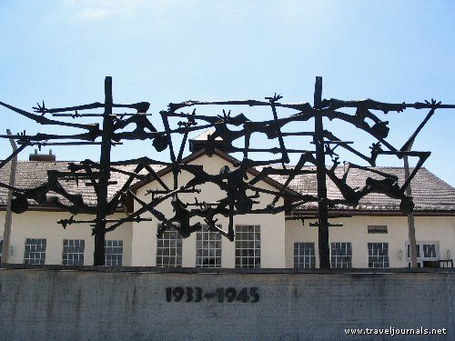 Dachau Concentration Camp Memorial2 Germany Travel Guides