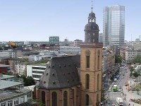 Discovering Frankfurt's churches and cathedrals