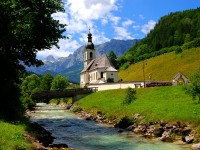Germany's most relaxing places