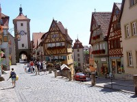 Most beautiful small towns in Germany