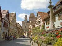 Best Ten Attractions in Germany