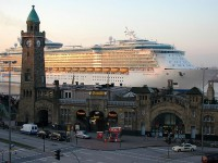 Top 5 attractions in Hamburg