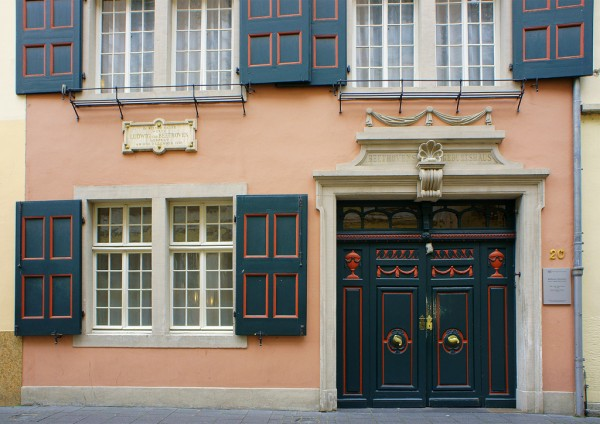 Beethoven Haus in Bonn Thomas Depenbusch/Flickr