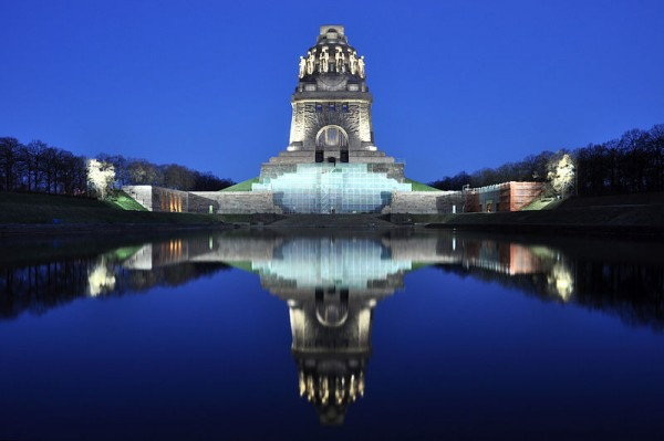 Monument to the Battle of the Nations, Leipzig en.wikipedia.org