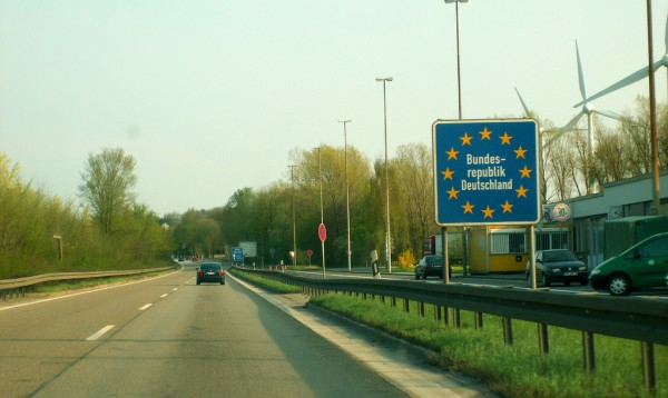 German border Hardo/Flickr