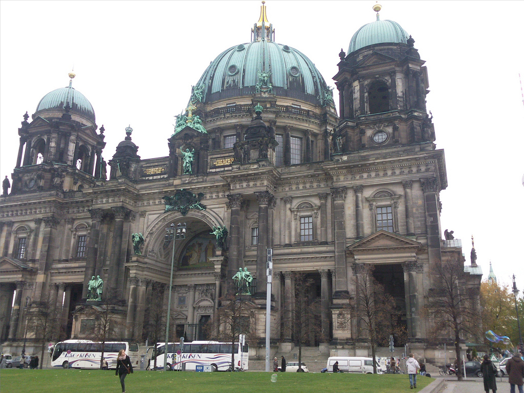 Berlin s religious buildings germany travel guides for Carports berlin