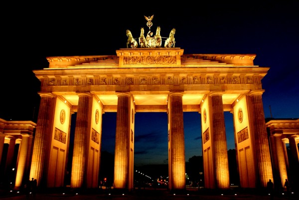 Brandenburg Gate, Berlin Alexandra Svatikova/Flickr