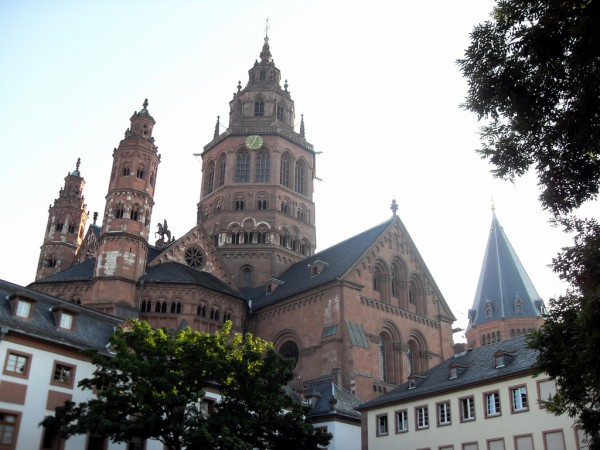 Mainz Cathedral myahya/Flickr