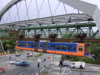 Wuppertal Suspension Railway Chris 73/ookaboo