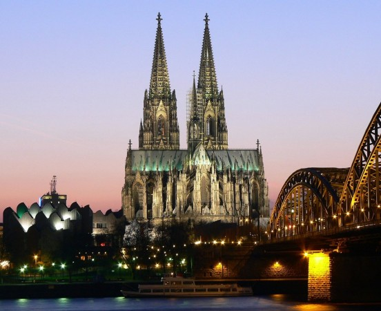 Cologne Cathedral Ger1axg/ookaboo
