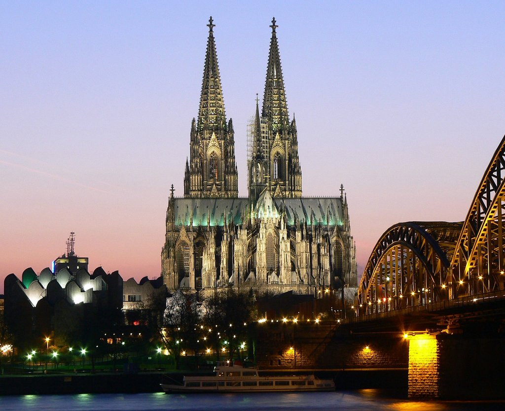 The Best Sights In Cologne Cathedral Ger1axg Ookaboo