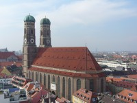 Munich Frauenkirche caitriana/Flickr