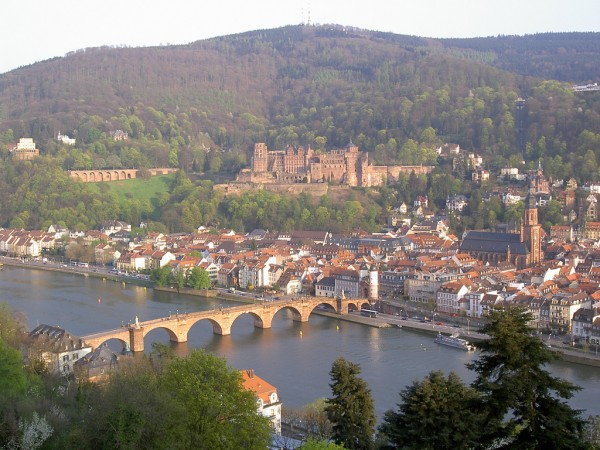 View over Heidelberg rs-foto/Flickr