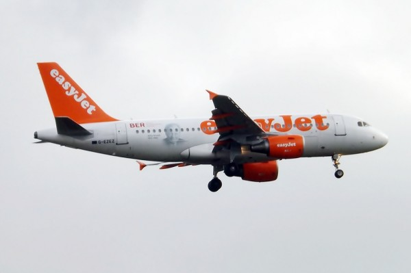 easyJet airplane markyharky/Flickr
