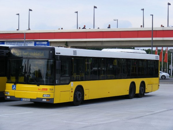 Berlin bus sludgegulper/Flickr