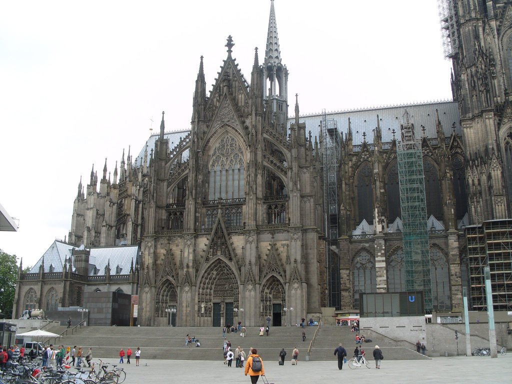 Beautiful Cathedrals In Germany Germany Travel Guides