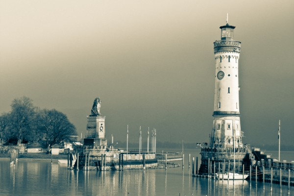 Lindau port M.Maselli/Flickr