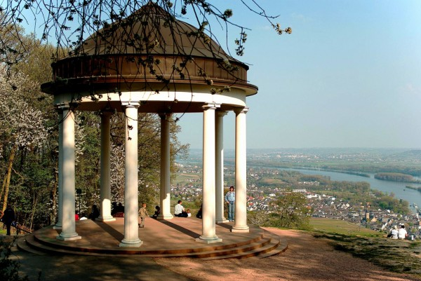 View over Wiesbaden from Neroberg Hill Thomas Depenbusch/Flickr