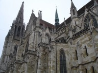 Beautiful cathedrals in Germany
