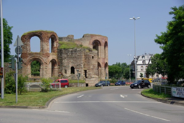 Trier Roman Baths ruins Walraven/Flickr