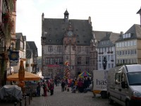 Tourist guide to Marburg