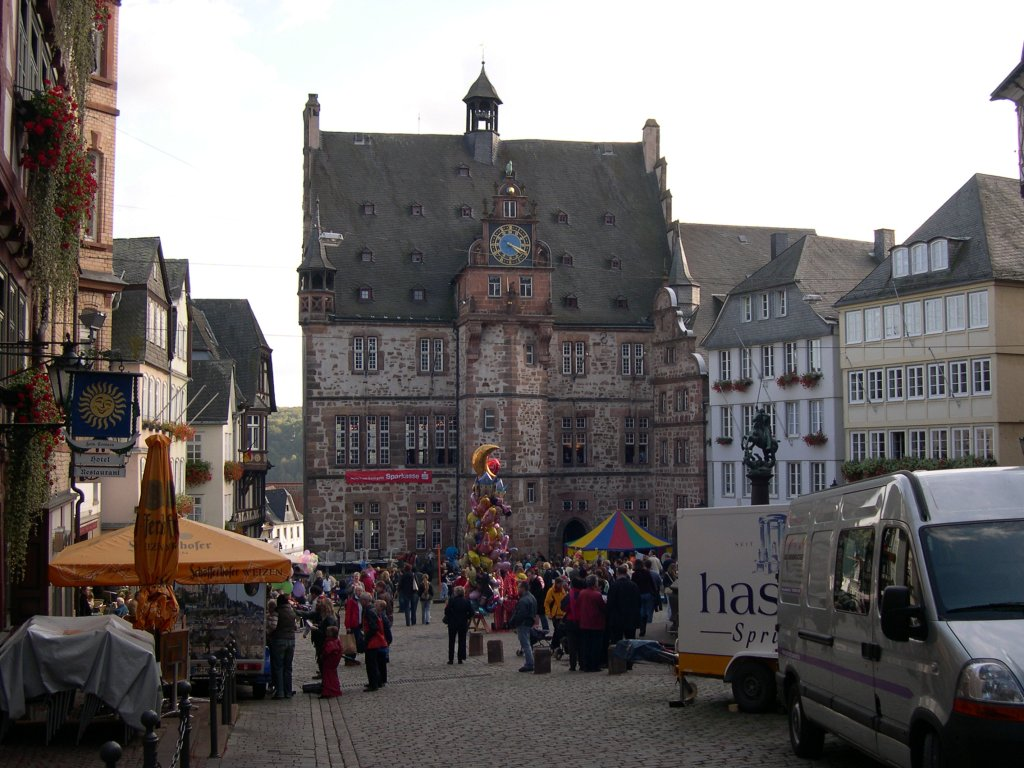 Tourist Guide To Marburg Germany Travel Guides