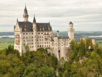 Top 10 most visited German sights