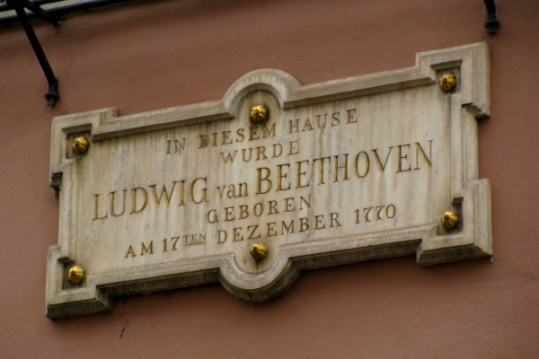 Beethoven House rubenvike/Flickr