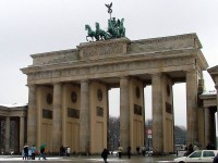 The Brandenburg Gate Andrew Mason/Flickr