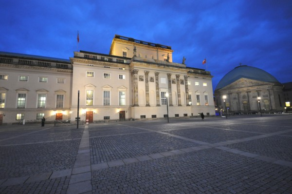 Berlin State Opera House Jorge Lascar/Flickr