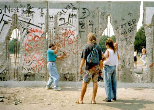 Berlin Wall NatalieMaynor/Flickr