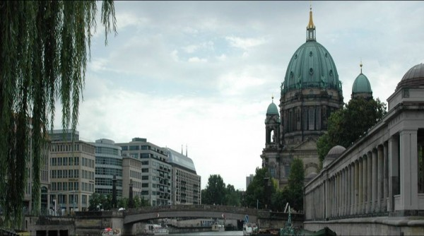 Berlin cityscape Marcus Povey/Flickr