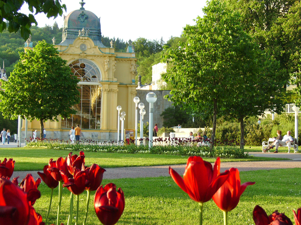 The Best German Spa Towns