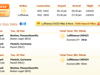 Fly from Boston to Munich for only $1,026 r/t